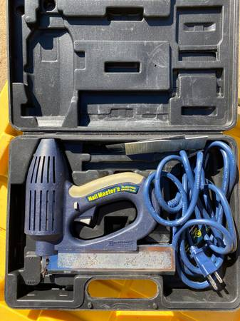 Photo Used Arrow Electric Brad Nail Gun - $40 (Yucca Valley)