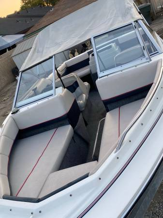 Photo 1993 bayliner boat ready for water today - $8,900 (Anaheim)
