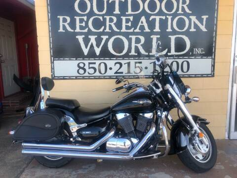 Photo 2006 Suzuki Boulevard C90BK6 Boulevard-$3,990-Outdoor Recreation World - $3,990 (Panama City)