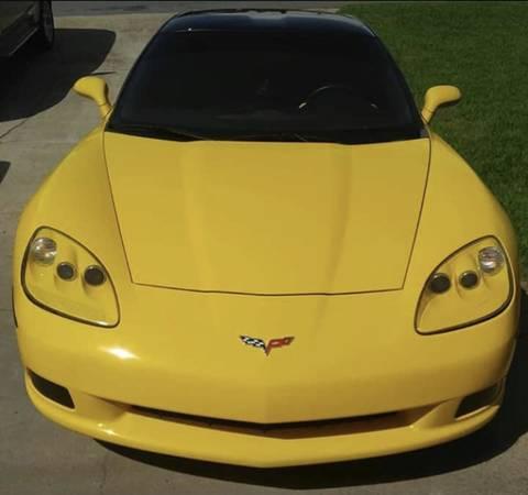 Photo 2008 Corvette C6 50k Miles (Clean w extras) - $21000 (PCB)