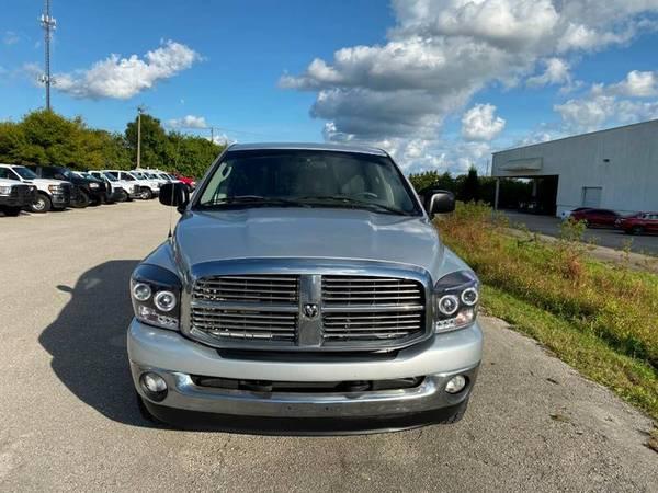 Photo 2008 DODGE RAM PICKUP 1500 SLT - $9490 (Sarasota, FL 941-408-4199)