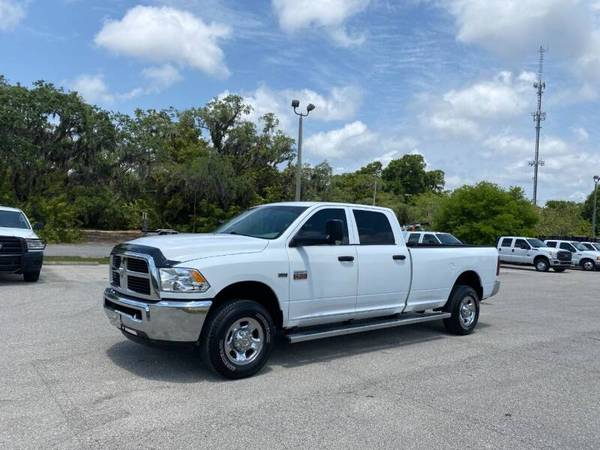 Photo 2012 RAM RAM PICKUP 2500 ST - $21,990 (Sarasota, FL 941-408-4199)