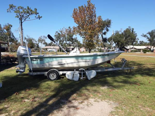 Photo 2018 Carolina Skiff 218 DLV - $29,000 (PANAMA CITY)