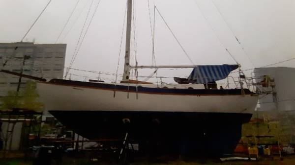 Photo Blue Water Sailboat - $5,000 (Kinard)