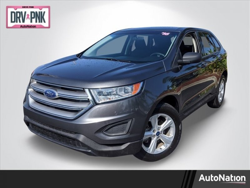 Photo Certified 2016 Ford Edge FWD SE for sale
