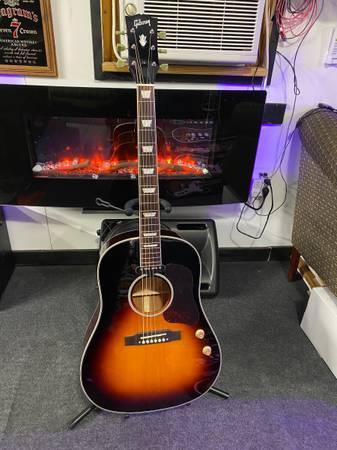 Photo Chibson J160e John Lennon acousticelectric - $550 (Slocomb)
