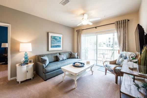 Photo Come tour our beautiful 3 bed, 2 bath Full size washer and dryer (Panama City Beach)
