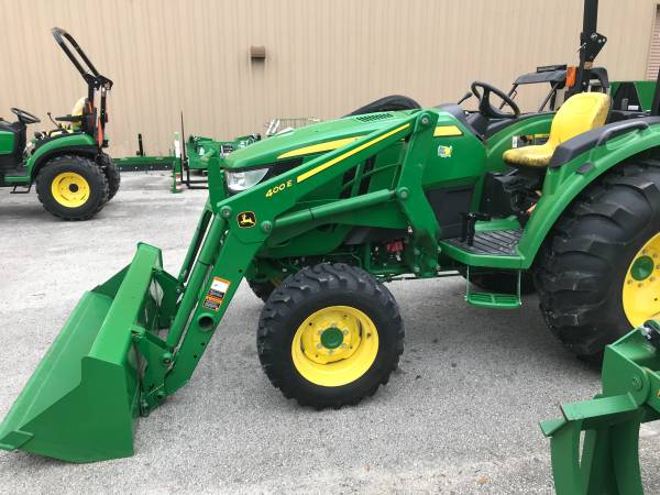 Photo JOHN DEERE USED 4044M TRACTOR PACKAGE, BLOW OUT PRICING - $27,999 (Middleburg)