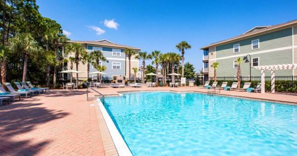 Photo Just right for you A gorgeous 1096 Sq Ft, 2 Bed, 2 Bath awaits (Panama City Beach)