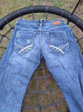 Photo Mens Jeans - $30 (Panama City)