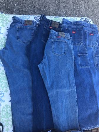 Photo Mens Jeans and Workpants (Bayou George)