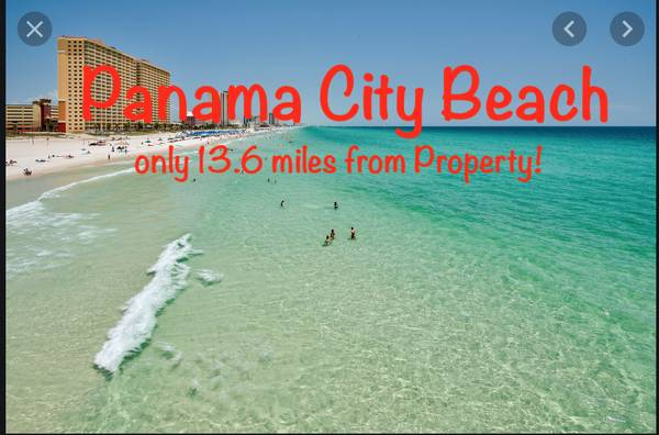 Photo Only 13 Miles From Panama City Beach 0.32 Acre Cing Recreational (Springfield, FL)