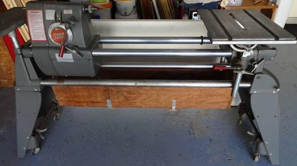 Photo Shopsmith Mark V Home Workshop System with extras - $2000 (Niceville)