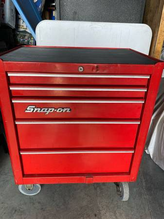 Photo Snap-On tool chest, tool box - $275