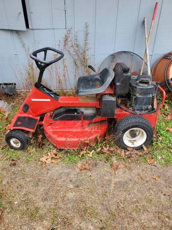 Photo Snapper Riding Mower 30quot not running - $50 (Chipley)