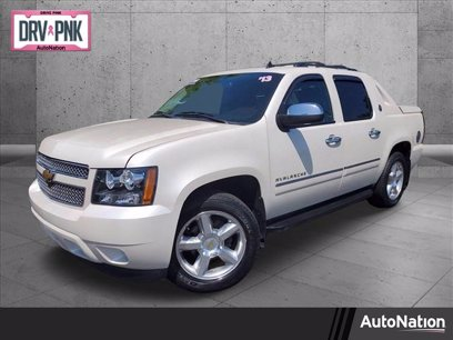 Photo Used 2013 Chevrolet Avalanche LTZ for sale