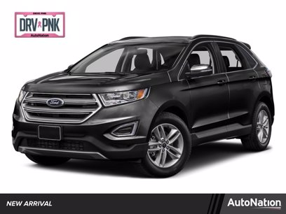 Photo Used 2015 Ford Edge FWD Titanium for sale