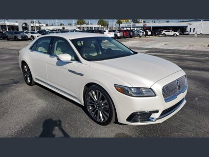 Photo Used 2017 Lincoln Continental Select for sale