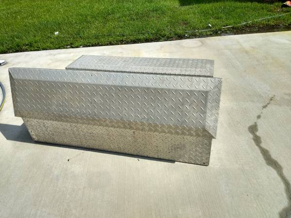 Photo Used 2 Kobalt Side Mount Tool Box - $150 (Youngstown)