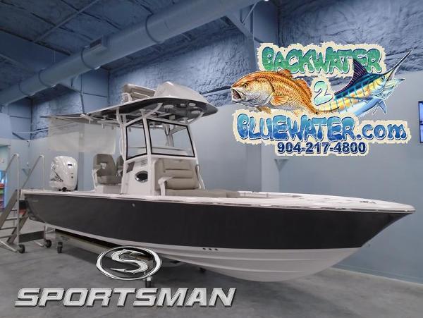 Photo 2021 Sportsman Masters 267OE Bay Boat