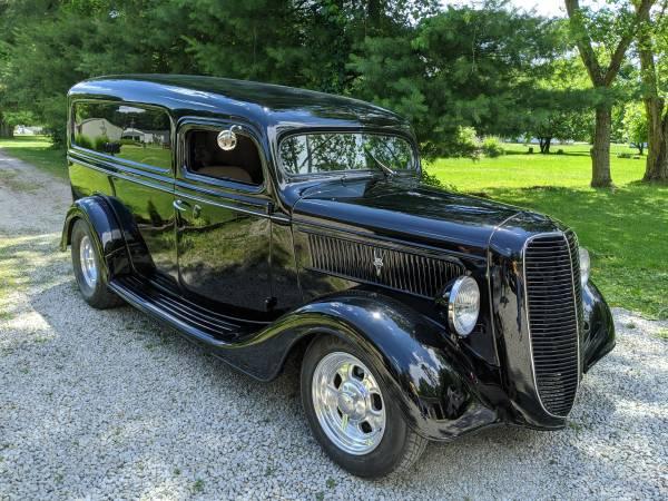 Photo 1937 Panel Truck - $35000 (Logan)