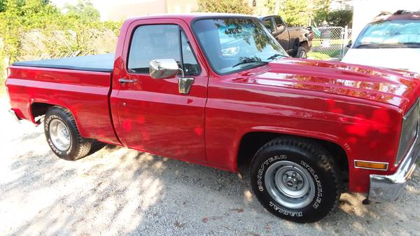Photo 1986 Chevy SWB 2WD - $13,500 (Parkersburg)