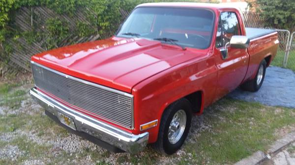 Photo 1986 Chevy SWB 2WD - $14,500 (Parkersburg)