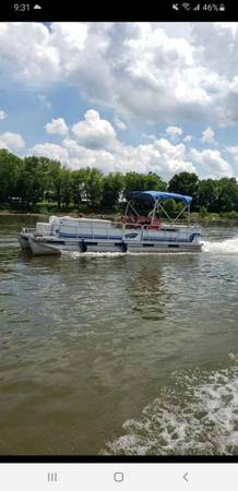 Photo 1990 suncruiser pontoon 2439 - $6,000 (Meigs county)