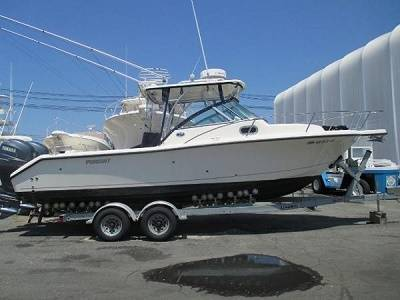 Photo 2006 Pursuit 2570 Offshore - $38,500 (huntington)