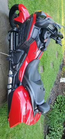 Photo 2013 Honda Goldwing F6B deluxe. Low miles - $10,500 (Wintersville)