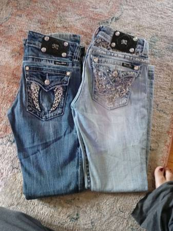 Photo 2 miss me jeans size 27 - $55 (Handley)