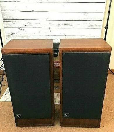 Photo Infinity Quantum 3 Rare Speakers All Original Drivers Restored - $800 (Sistersville)