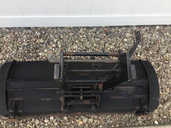 Photo Simplicity Tractor Dozer Blade 42 - $300 (Davisville)