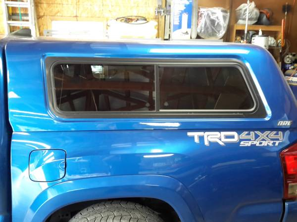 Photo Tacoma ARE topper - $1,475 (Waterford)