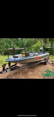 Photo boat trade for atv - $3,000 (Williamstown)