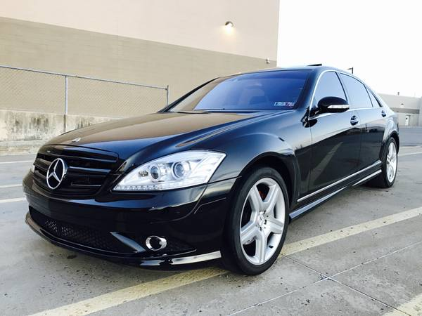 Photo 08 MERCEDES BENZ S550 S 550 AMG - $11900