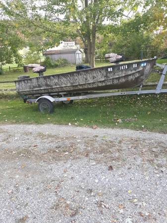 Photo 14 ft sea nymph - $2,500 (Manchester Md.)