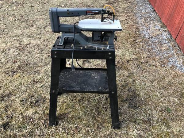 Photo 16quot Craftsman Scroll Saw - $75 (Lanse, PA)