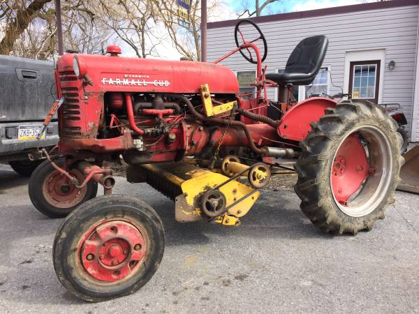 1954 Farmall Cub - $1800 | Garden Items For Sale | State ...