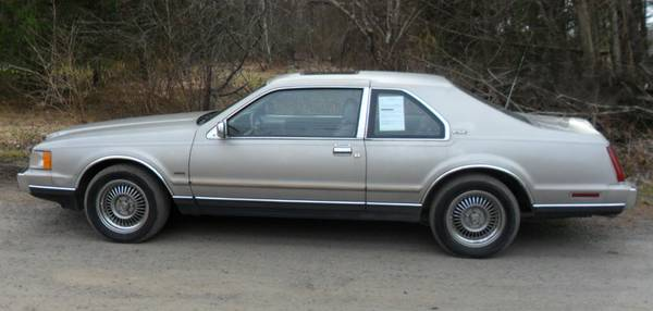 Photo 1989 Lincoln Mark VII LSC - $2,500 - $2500 (Lewistown)