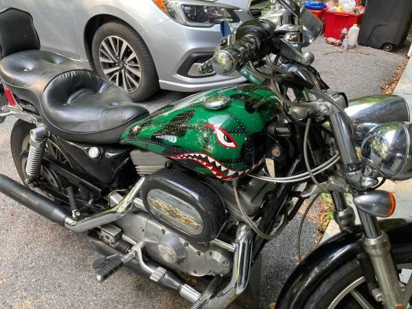Photo 2002 Harley Davidson xl883 - $2,250 (Port Matilda)