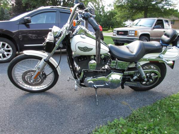 Photo 2003 Harley 100th Anniversary Wideglide - $8,500 (Carlisle)