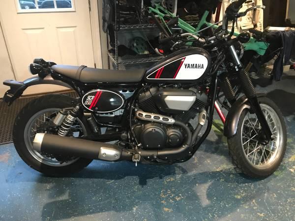 Photo 2017 Yamaha scr950 - $5,000 (State College)