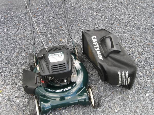 Photo Craftsman 3 in 1 mower - $90 (SPRING MILLS)