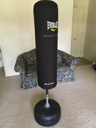 Everlast Cardio Strike Bag - $35 (State College) | Sports Goods ...