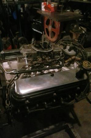 Photo Ford 302 roller engine - $1,500 (bellefonte)
