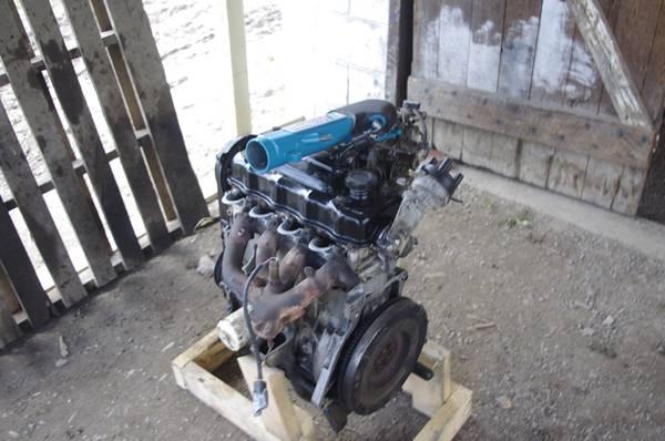 Photo Geo Tracker 1.6 Suzuki Engine - $550 (McVeytown)