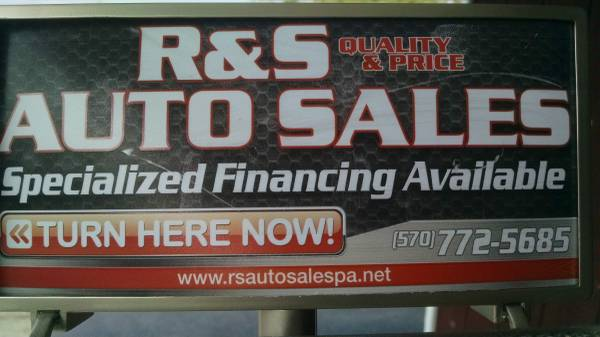 Photo Guaranteed Approval Auto loans For All Credit From our lot (JERSEY SHORE PA)