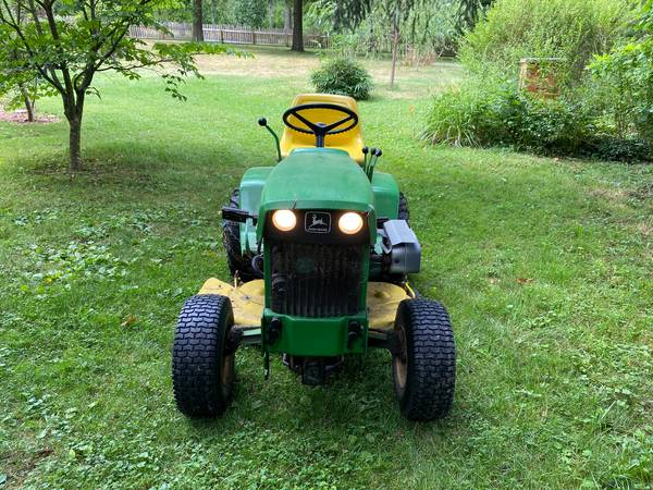 Photo John Deere 140 H3 - $1200 (State College Area (Pine Grove Mills))