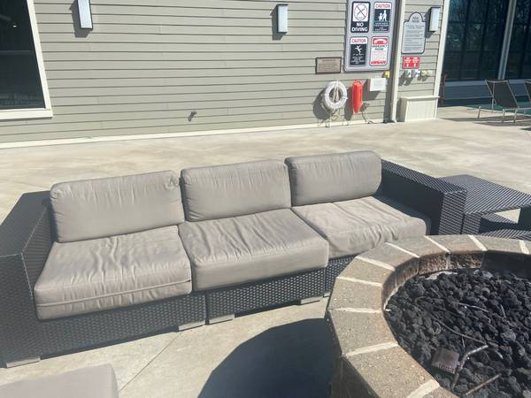 Photo Outdoor Patio Furniture - $2,600 (State College)